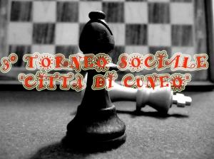 """3° TORNEO SOCIALE """"CITTÀ DI CUNEO"""""""