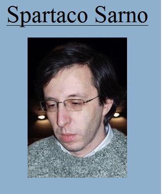 spartaco sarno