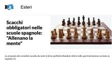 scacchi in spagna