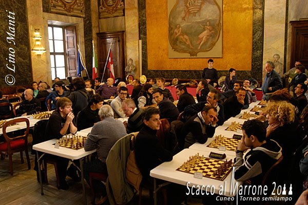 prima edizione scacco al marrone8
