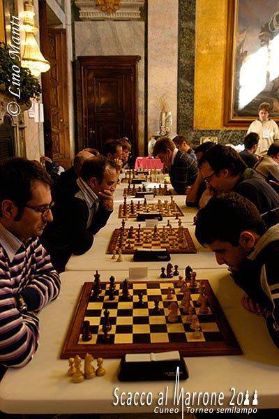 prima edizione scacco al marrone9