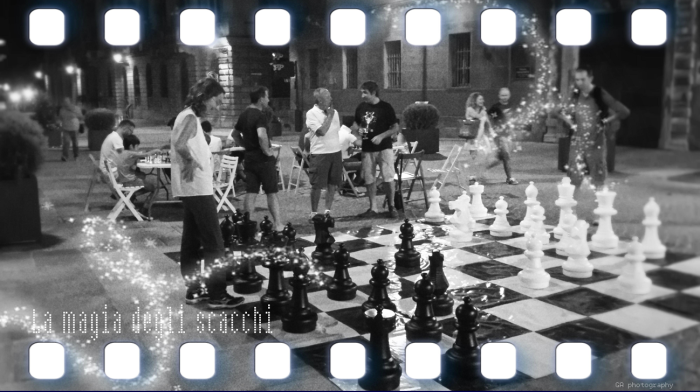 la magia degli scacchi